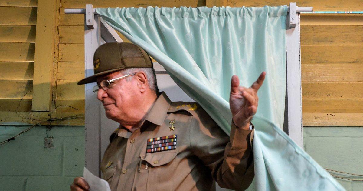 USA kehtestas sanktsioonid Kuuba kaitseministrile
