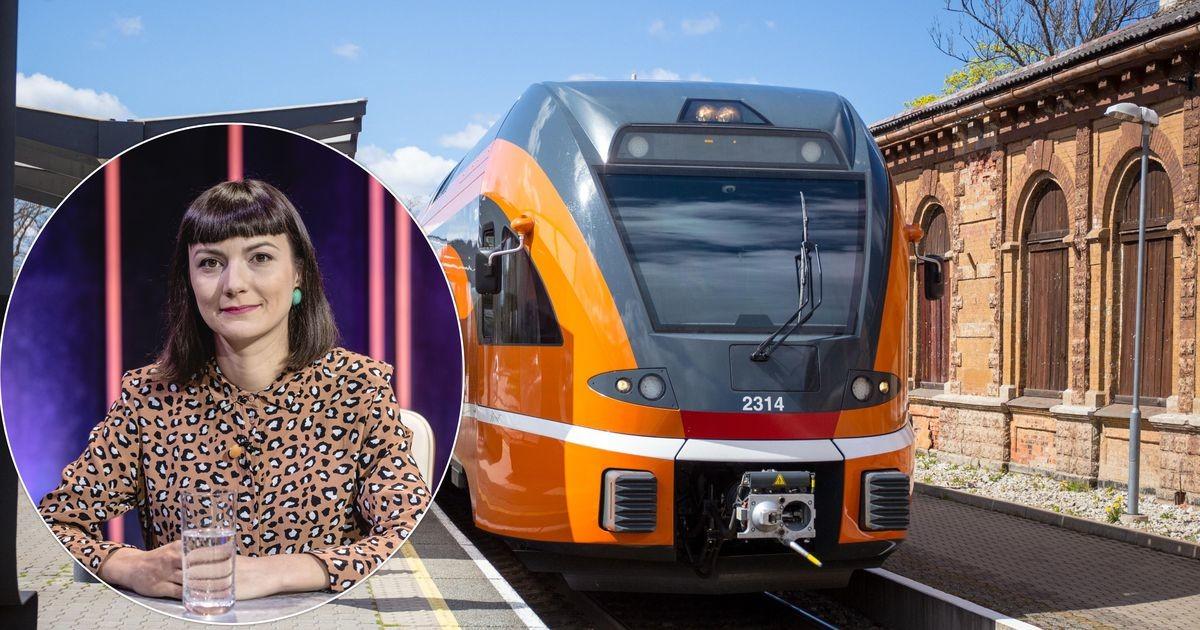 Kuuma rongi lõksu jäänud Zuzu: kõige hullem oli see, et me ei teadnud, kus oleme