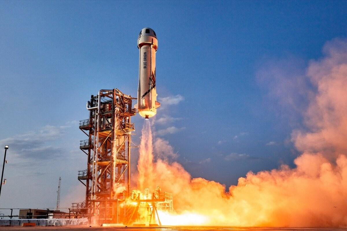 Kosmoseturisti süsinikujalajälg kujuneb ebamaiselt üüratuks