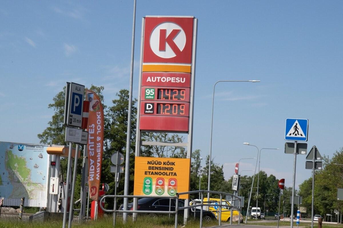 SUUR VÕRDLUS | Vaata, kuidas on kütusehinnad sel aastal kallinenud