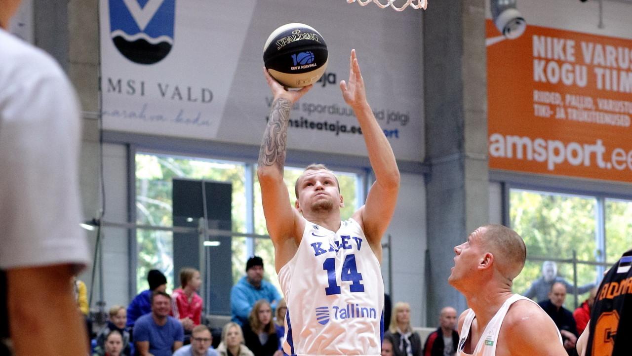 Martin Jurtom Tallinna Kalevis toimuvast: sel aastal liigub pall meil selgelt paremini ja oma rolli on lihtsam leida