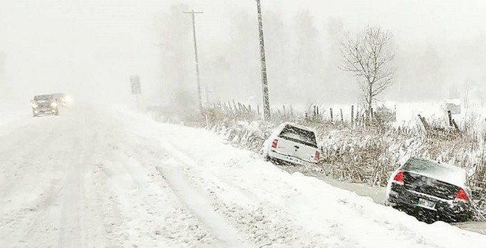 Soomes on tulemas väga uus suur lumetorm