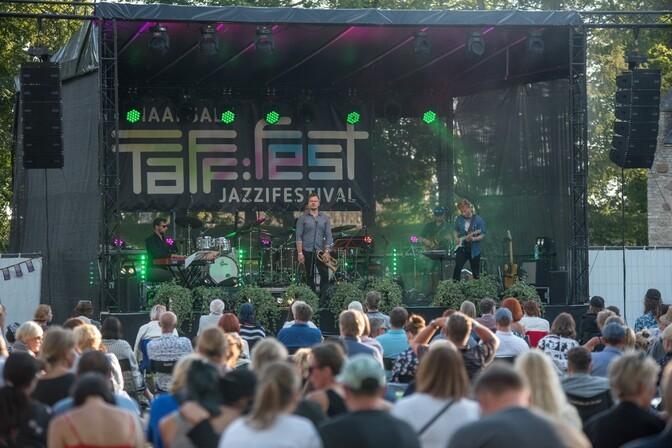 Haapsalus algab reedel jazzifestival TAFF:fest