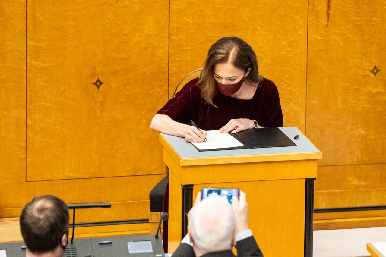 Minister Liina Kersna, pange Eesti teaduses võrdõiguslikkus maksma!