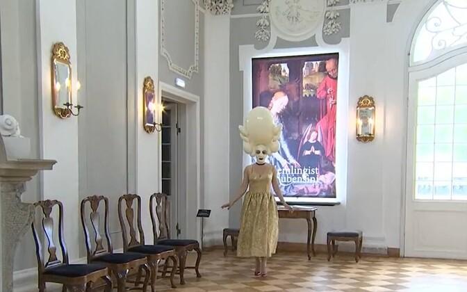 Kadrioru kunstimuuseumi ja pargi sünnipäev tipnes barokkooperiga