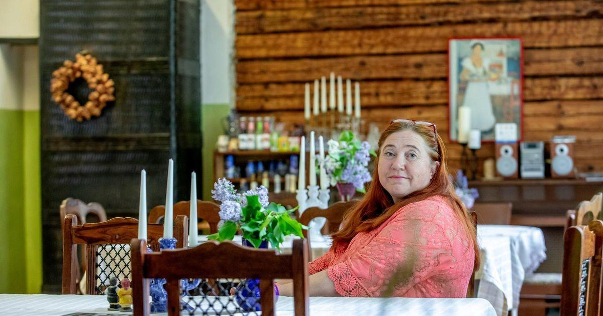 Kohvikupidaja Anneli Koppel: Sa jääd ellu, kui oled valmis muutusteks