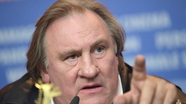Näitleja Gerard Depardieu'le esitati vägistamissüüdistus