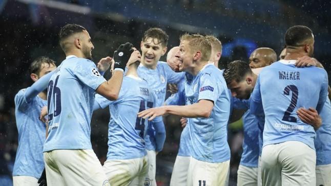 Manchester Cityt lahutab suurest unistusest 90 minutit