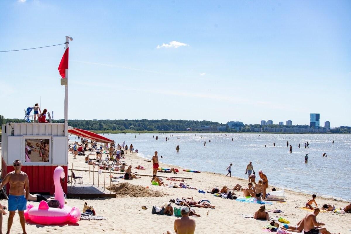 ERISAADE | Miskit on mäda Stroomi rannas ja Pärnu supluskohtades. Miks veekvaliteet jätab soovida?