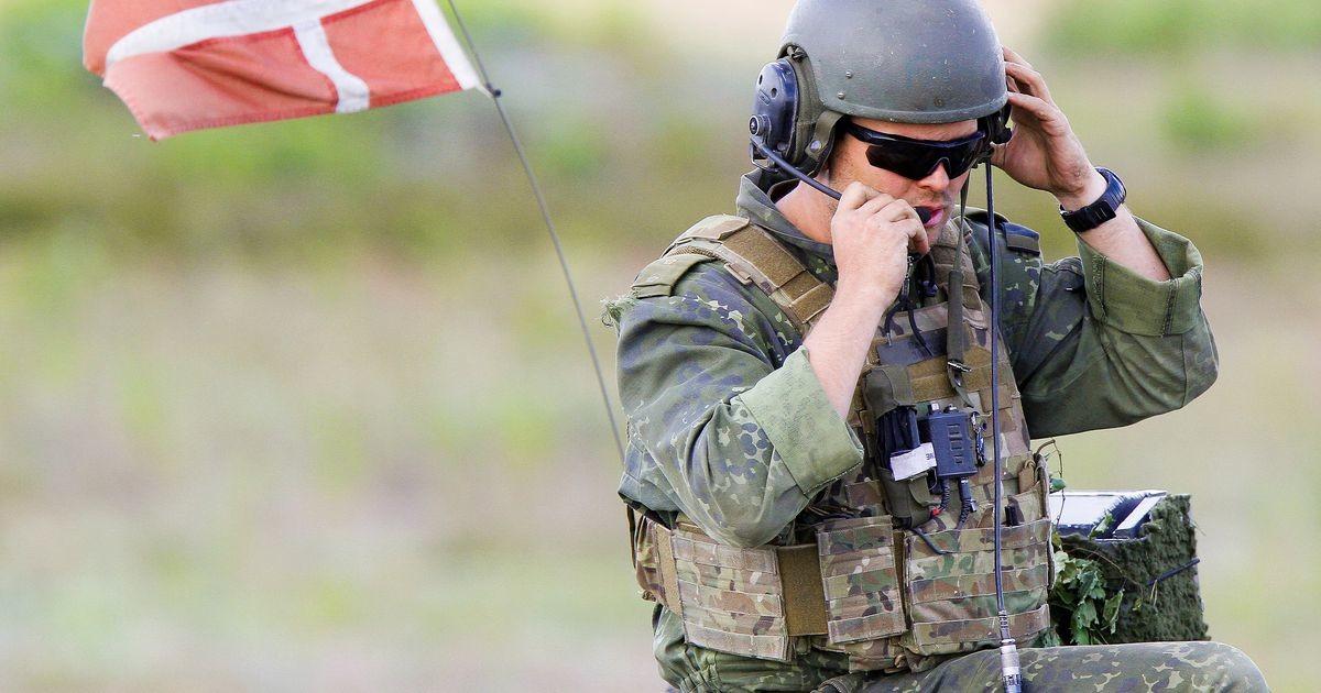 Taani kavatseb saata Malisse eriväelased