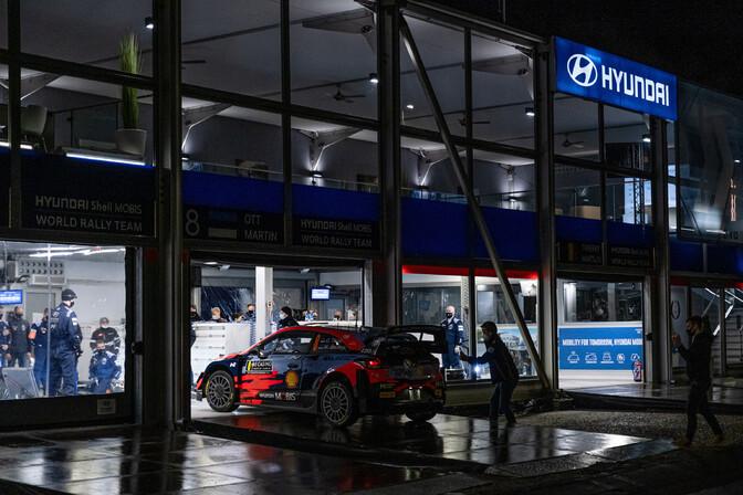Hyundai palkas hinnatud M-Spordi inseneri