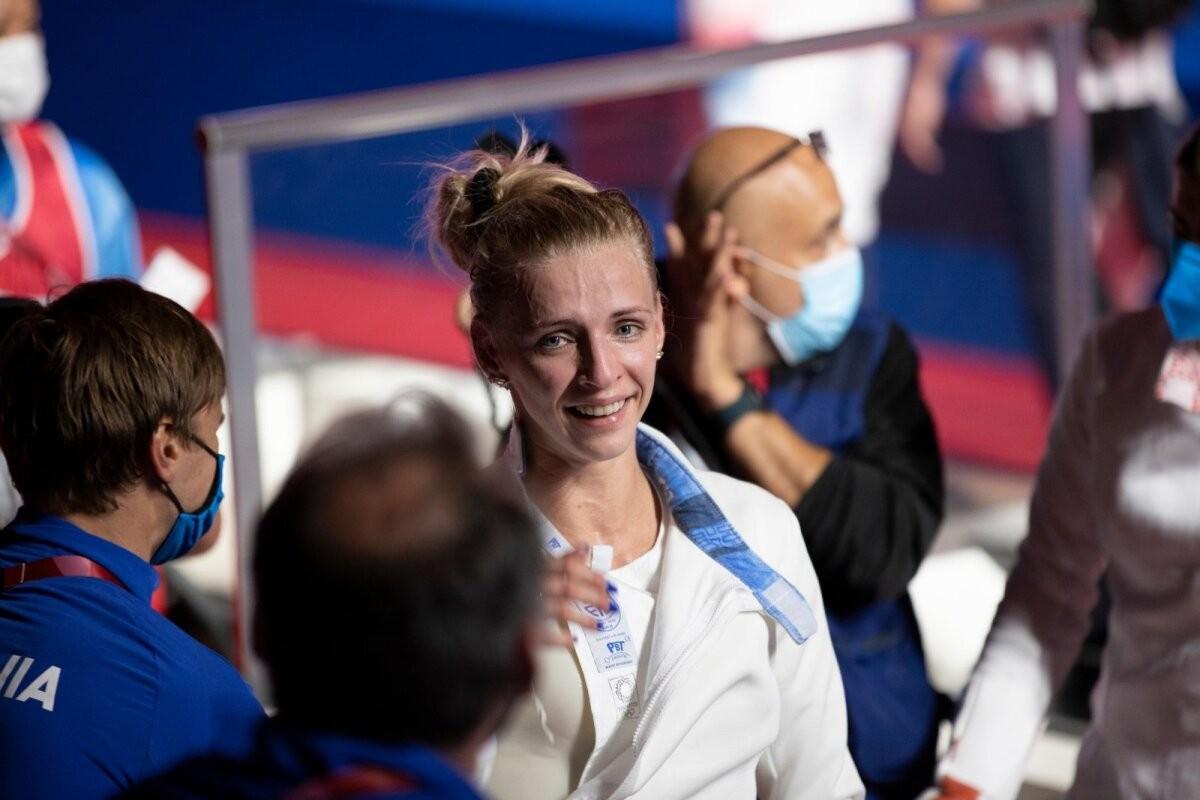 DELFI TOKYOS   Katrina Lehis: minu esimene olümpia ja mul on kaks medalit kaelas... Sellest ei saa veel pikalt aru