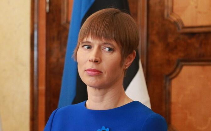 Kersti Kaljulaid: meil peaks olema rohkem programme, mis aitavad viia kultuuri paljusust keskelt kaugemale