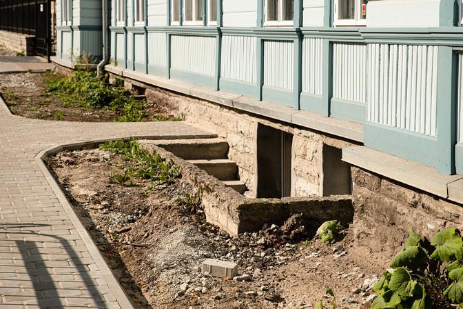 Tallinn: kui tee-ehitaja maja kahjustab, tuleb tal see kinni maksta