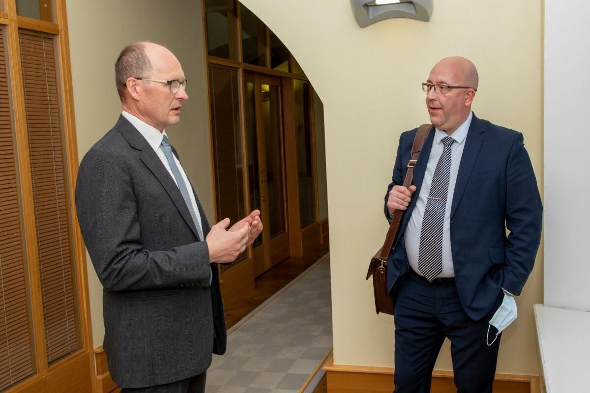 Endine maaleluminister Arvo Aller tema ametiajal MES-is toimunust: kahtlustus on ülekohtune