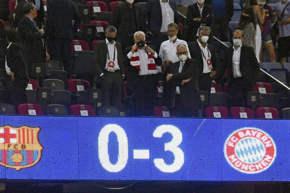 Bayerni endine boss Barcelonast ja Messist: Hispaania meistriliiga lõi omavärava