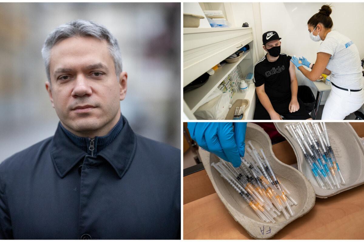Andrei Korobeinik: vaktsiinide kõrvalmõjude eest ei vastuta täna keegi, Eestisse tuleb luua vaktsiinikahjustuste fond