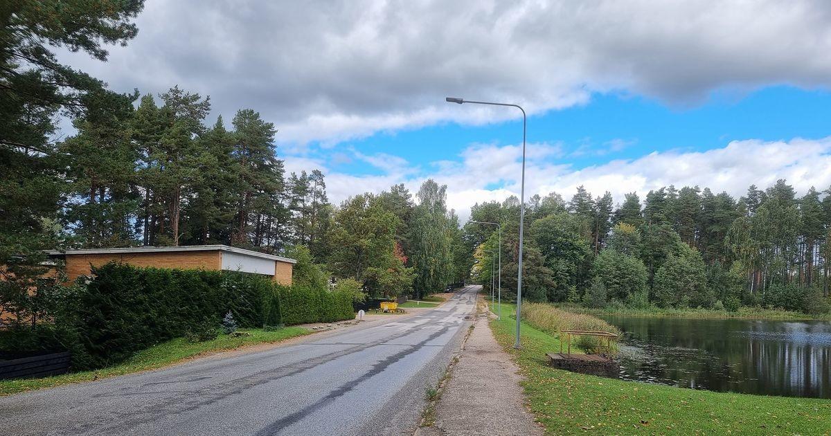 Võru äärelinnas alustatakse kõnnitee rajamisega