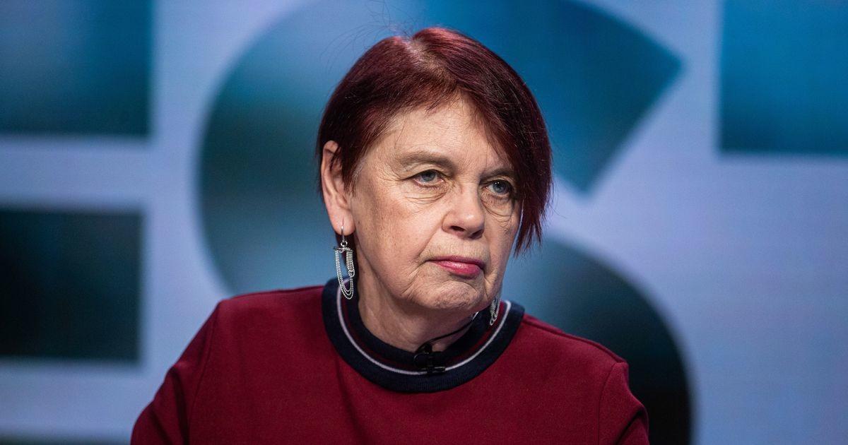Professor Irja Lutsarit tabas uus vihane rünnak