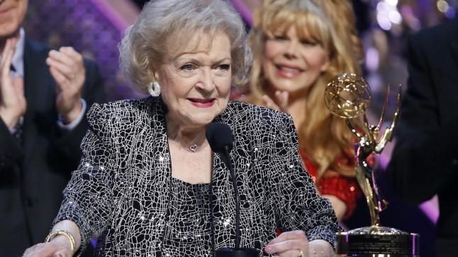 Näitlejanna Betty White saab täna 99aastaseks!