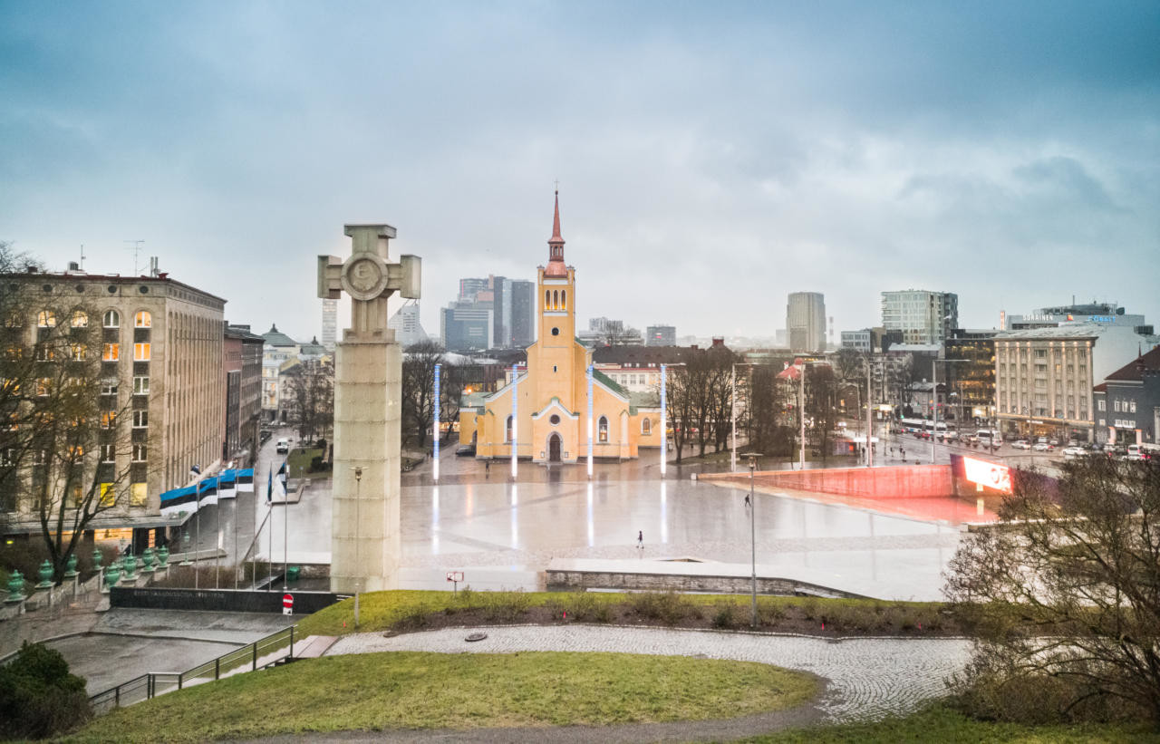 Tallinn on muutumas halva maitse ja visuaalse reostusega linnaks