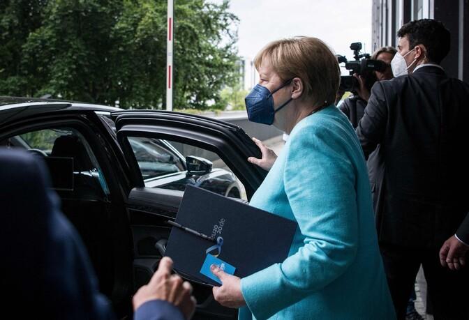 Merkel kutsus suurendama kontrolli nuhkvara üle