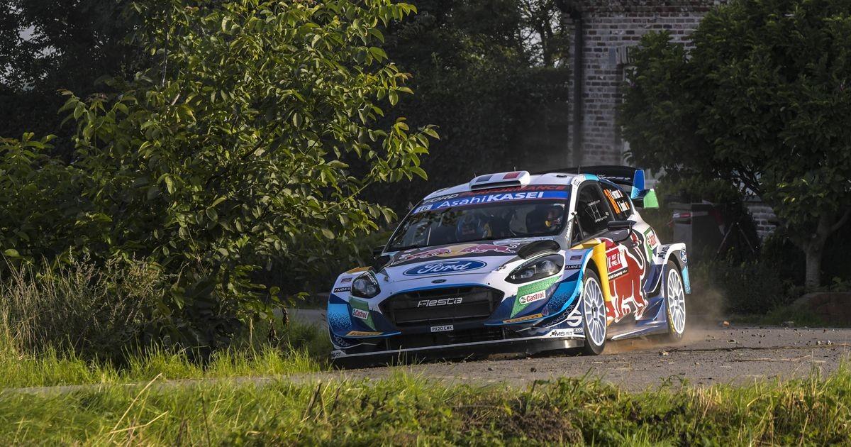 Järjekordne WRC-mees vahetab kaardilugejat