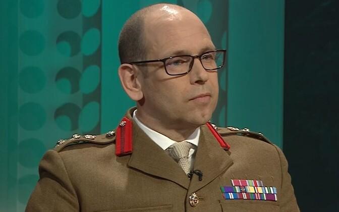 Kolonel Paul Clayton: me seisame teie kõrval ja täielikult lõimununa