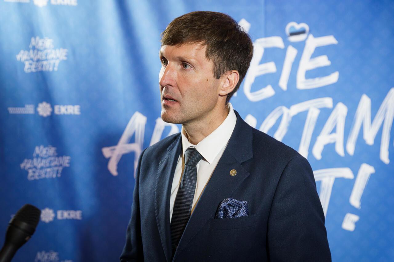Martin Helme: Brüsseli fanatism ähvardab meid elektrivõrgust väljalülitamisega