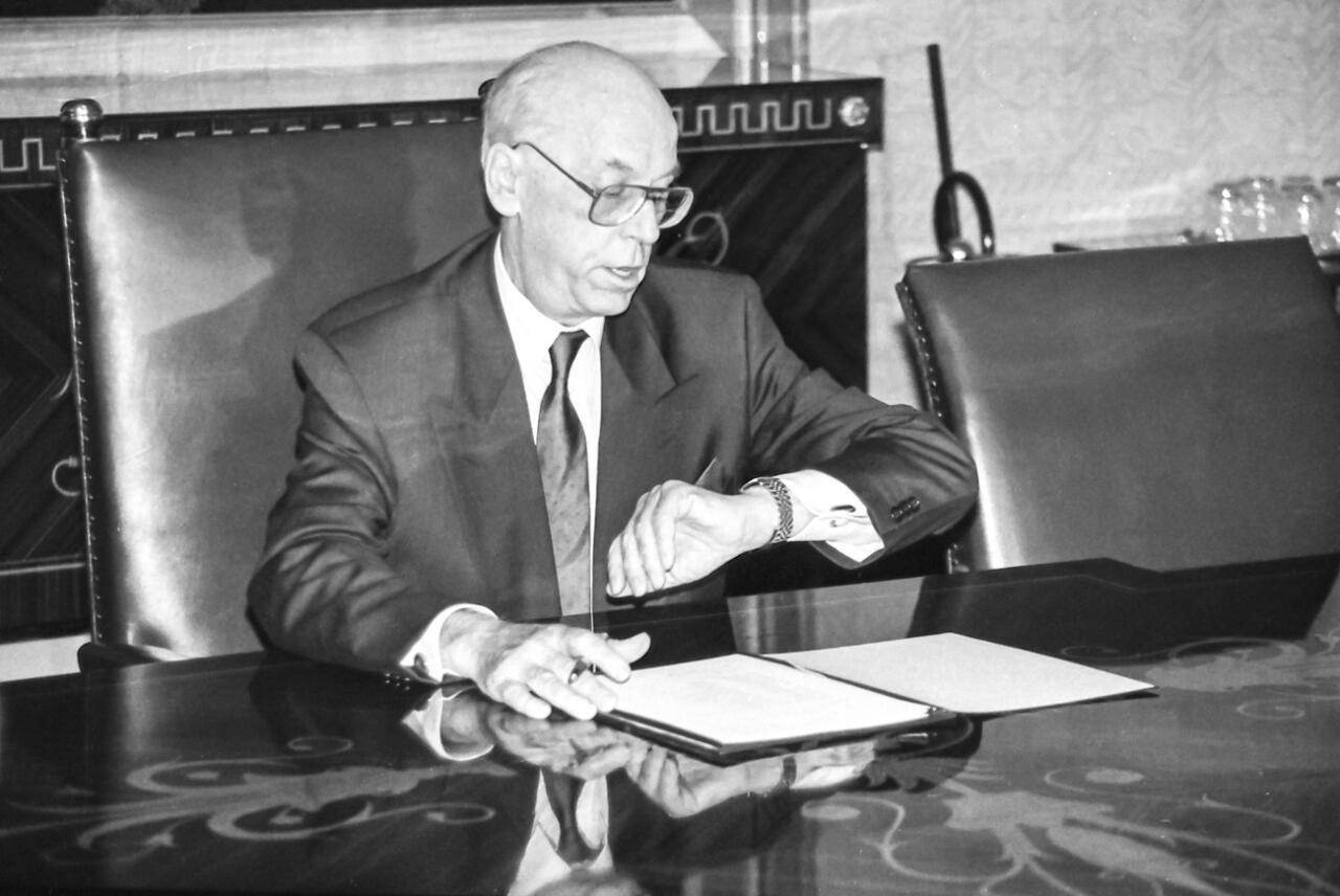 Andres Raid: president Lennart Meri hoiatas juba veerand sajandit tagasi süvariigi eest