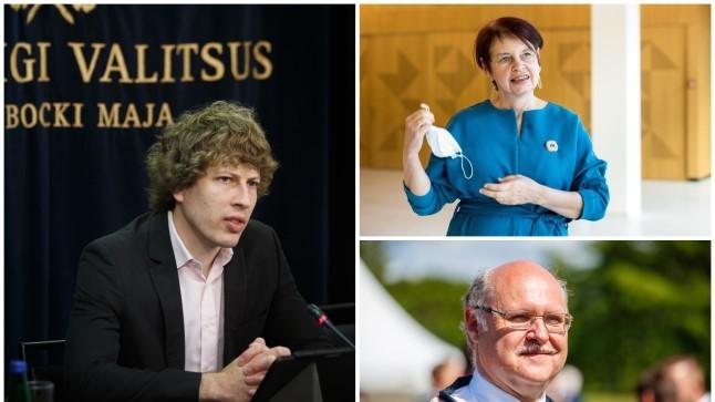 """MILLAL SAAME PIIRANGUTEST VABAKS? Professor Merits imestab: """"Eesti ei ole üldse panustanud koroonaviiruse uurimisse. Kas me ootame uut tüve?"""""""