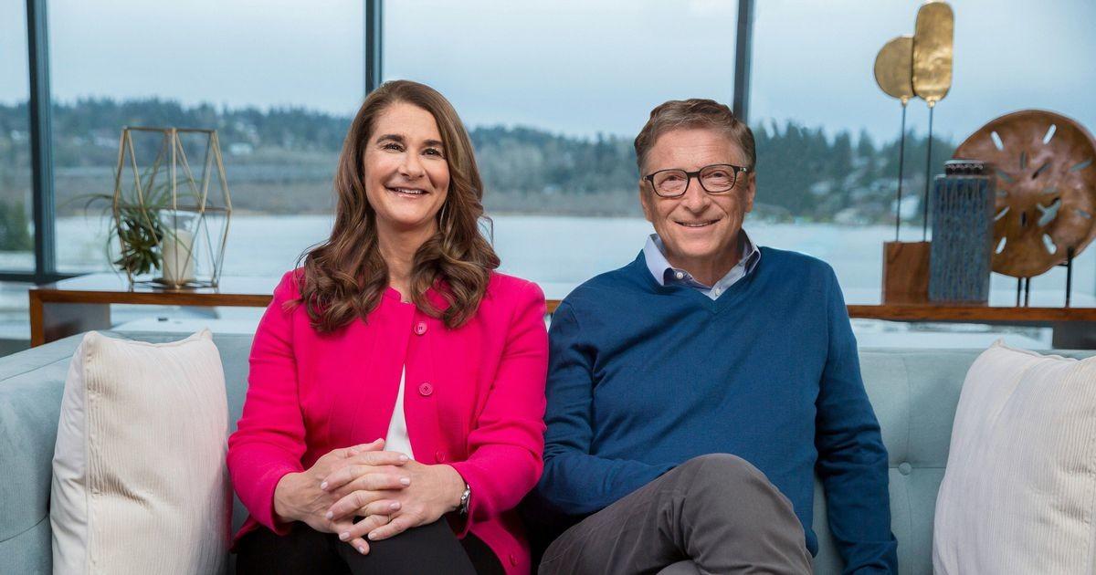 Bill ja Melinda Gates lahutavad abielu
