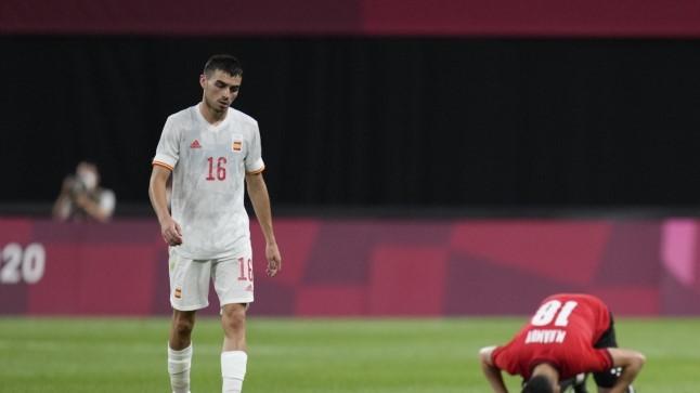 Suursoosik Hispaania jäi olümpia jalgpalliturniiri avamängus kuivale