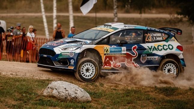 VIRVARR: veel üks WRC-sõitja vahetab kaardilugejat