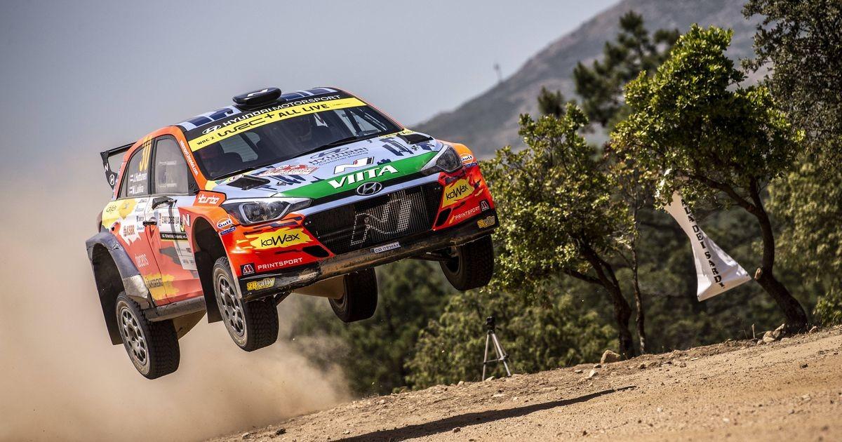 Hyundai pidanuks Rally Estoniale tooma uue ralliauto, kuid MM-debüüt lükkub edasi