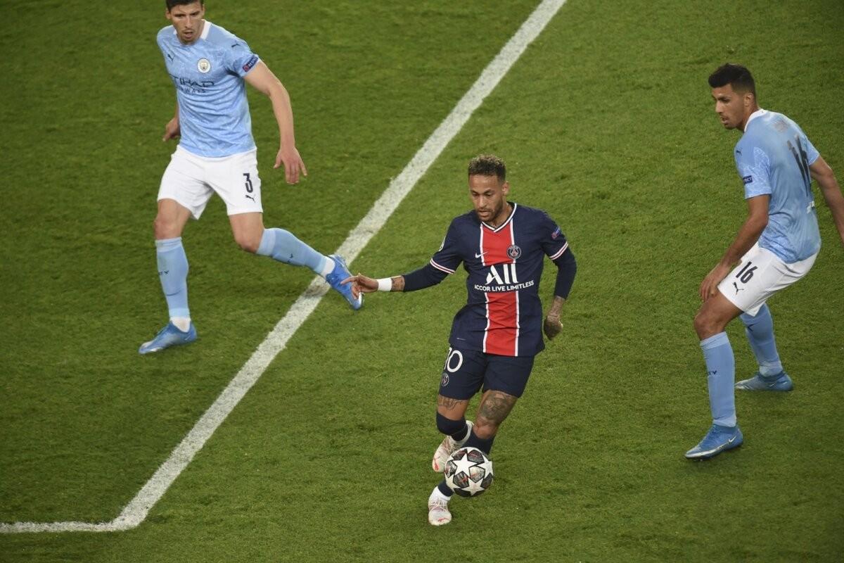 OTSEBLOGI   Meistrite Liigas selgub esimene finalist! Manchester City asus PSG vastu kiiresti juhtima!