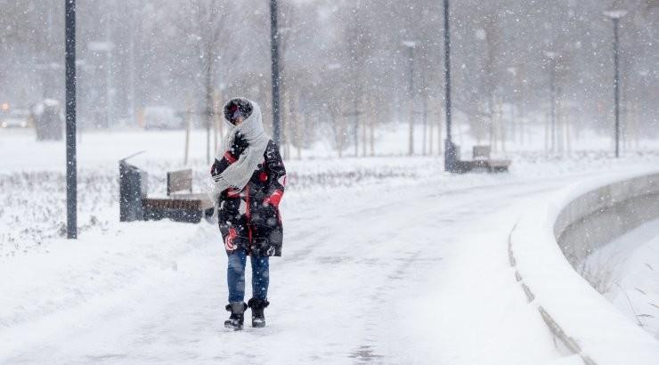 Soome meteoroloog: talv tuleb tänavu pikk ja karm. Kevade alguski ähvardab viibida