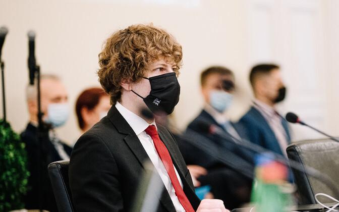 Kiik: seaduse muutmisega on võimalik anda maskikontroll otse politseile