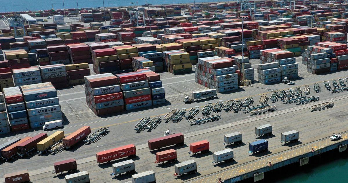 Kuni 500 protsenti kerkinud merekonteinerite hinnad ähvardavad turge inflatsiooniga