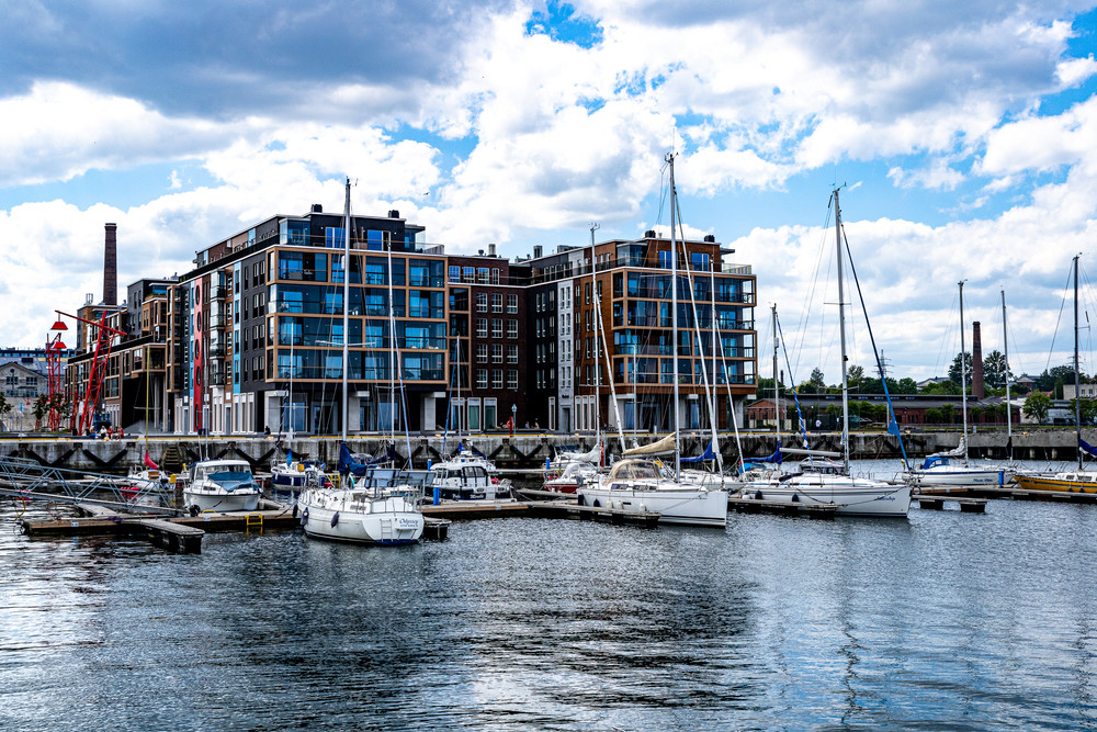 Huvitav pakkumine: Noblessneri sadamas saab merevaatega kodu kõigest 44 000 euroga