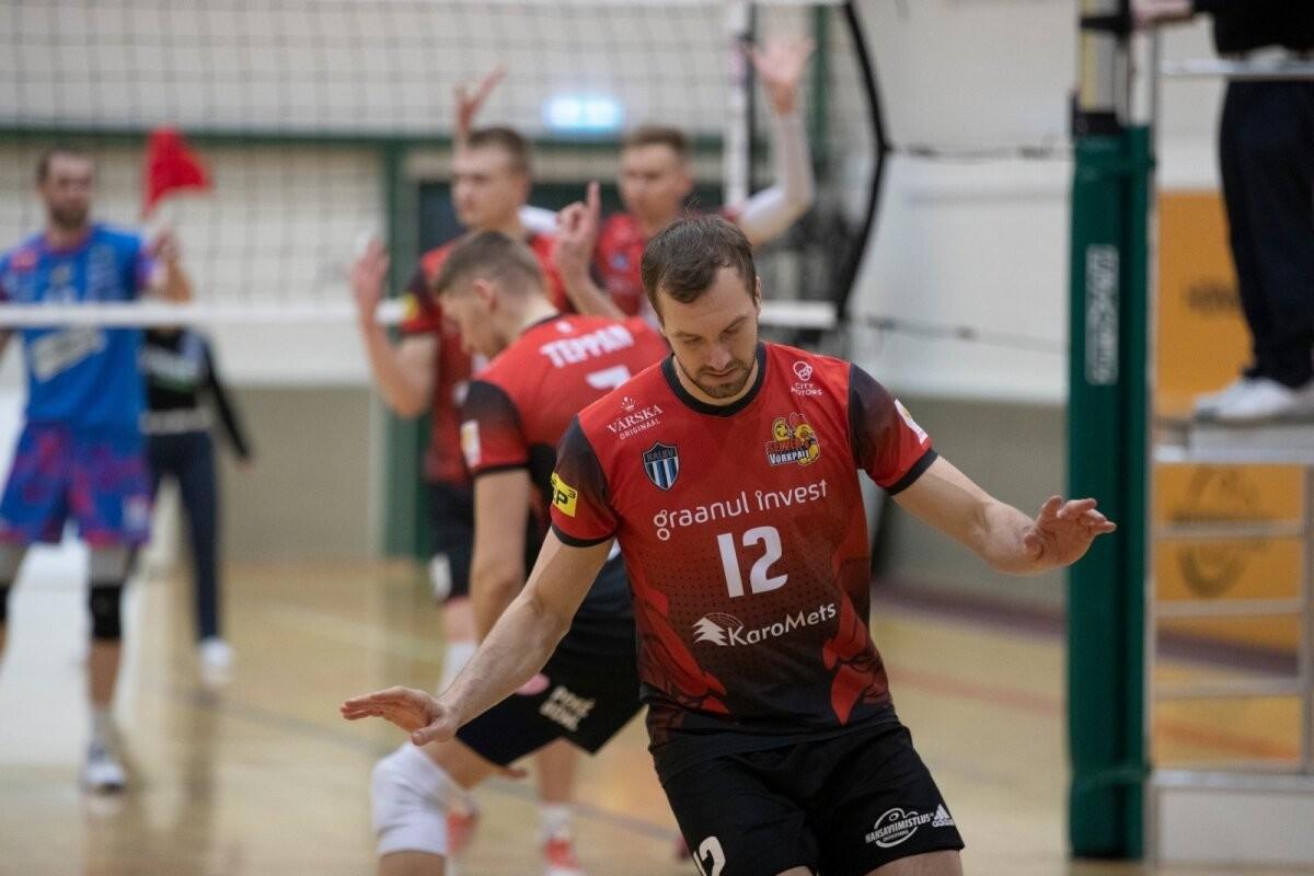 Selver sai Balti liiga veerandfinaalseeria avamängus TalTechi üle raske võidu