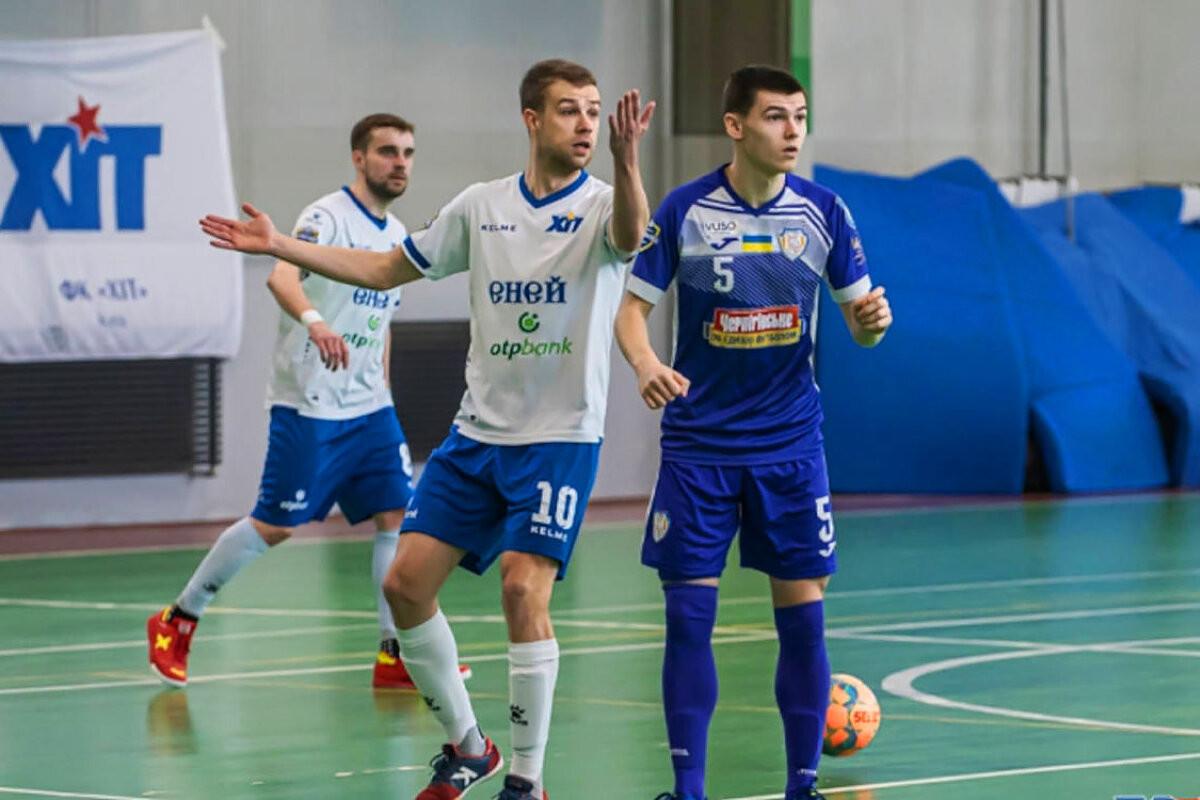 Ukraina saalijalgpall: hooaja alguseks ei olnud mitte kõik klubid valmis