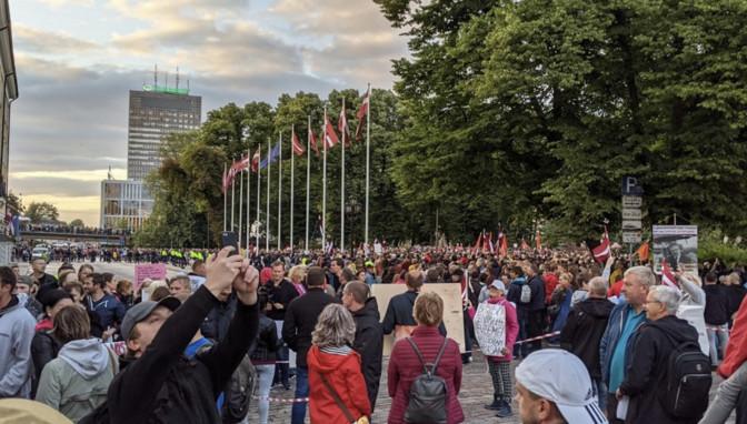 Läti valitsus arutab järgmisel nädalal täiendavaid koroonapiiranguid