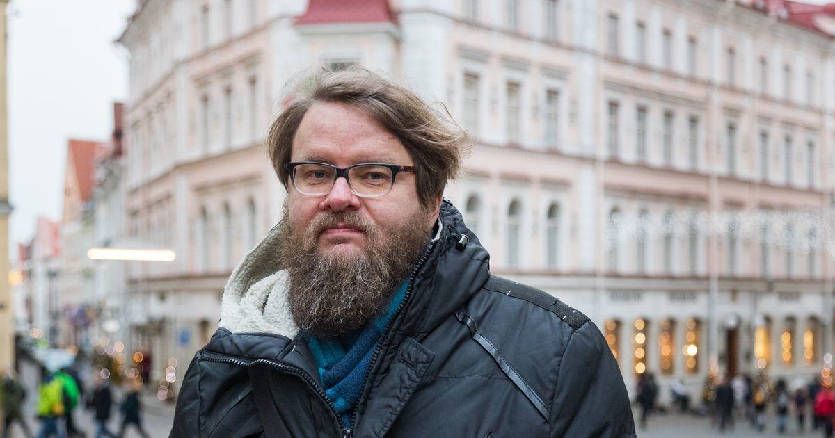 Kirjanik Jan Kaus: õnnelikus linnas on palju mälestusmärke kohtumiste juures