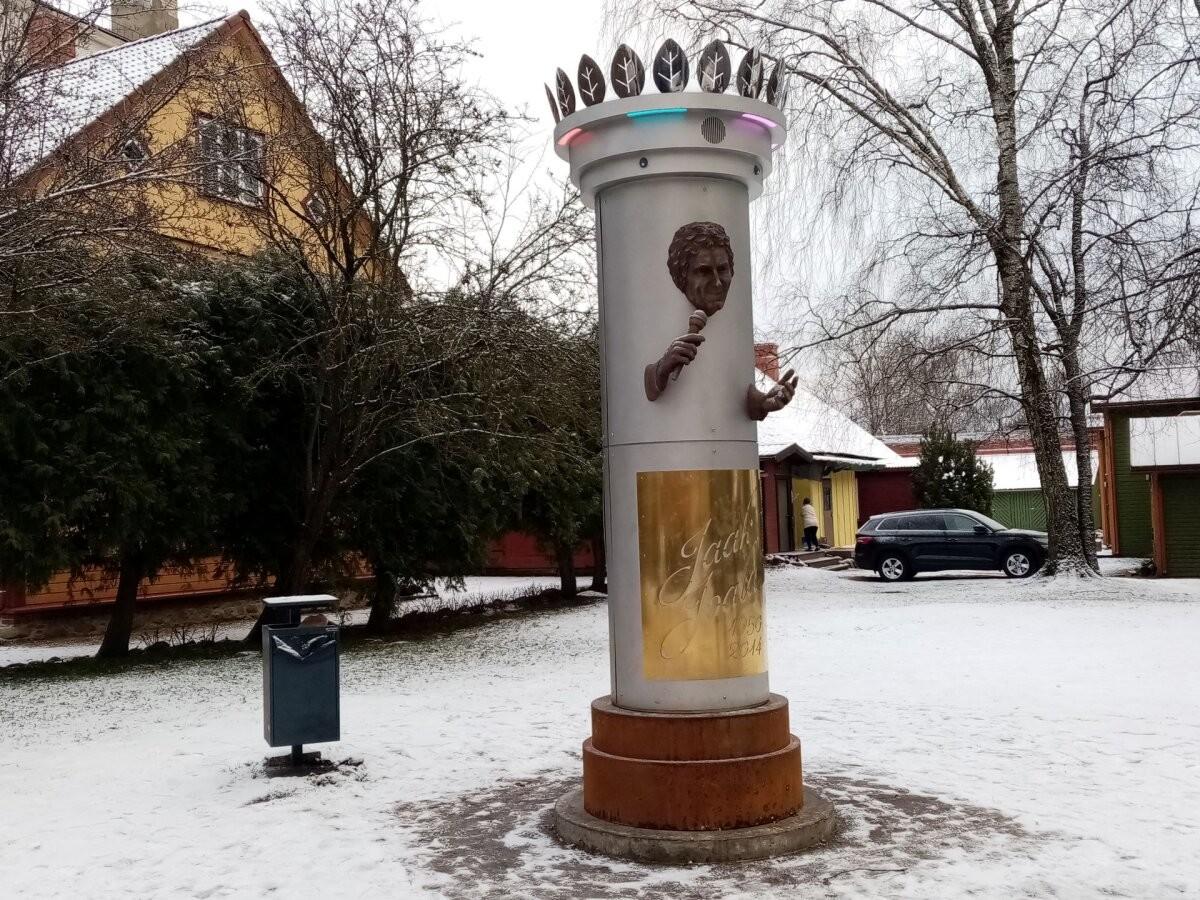 Jaak Joala monumendi taaskasutamise võimalustest. Järelhüüe valitsusele