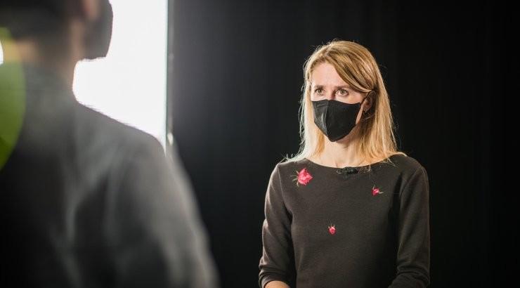 JÄRELVAADATAV | Kaja Kallas: Praegu on mure, kas meditsiinisüsteem peab vastu. Eestis on hädaolukord