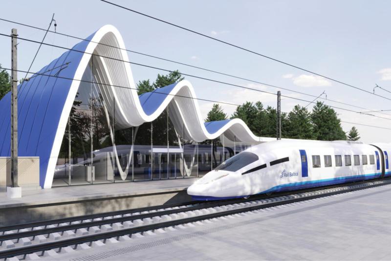 Riigikontroll: Rail Balticu projekteerimine ja maade omandamine on graafikust aastaid maha jäänud
