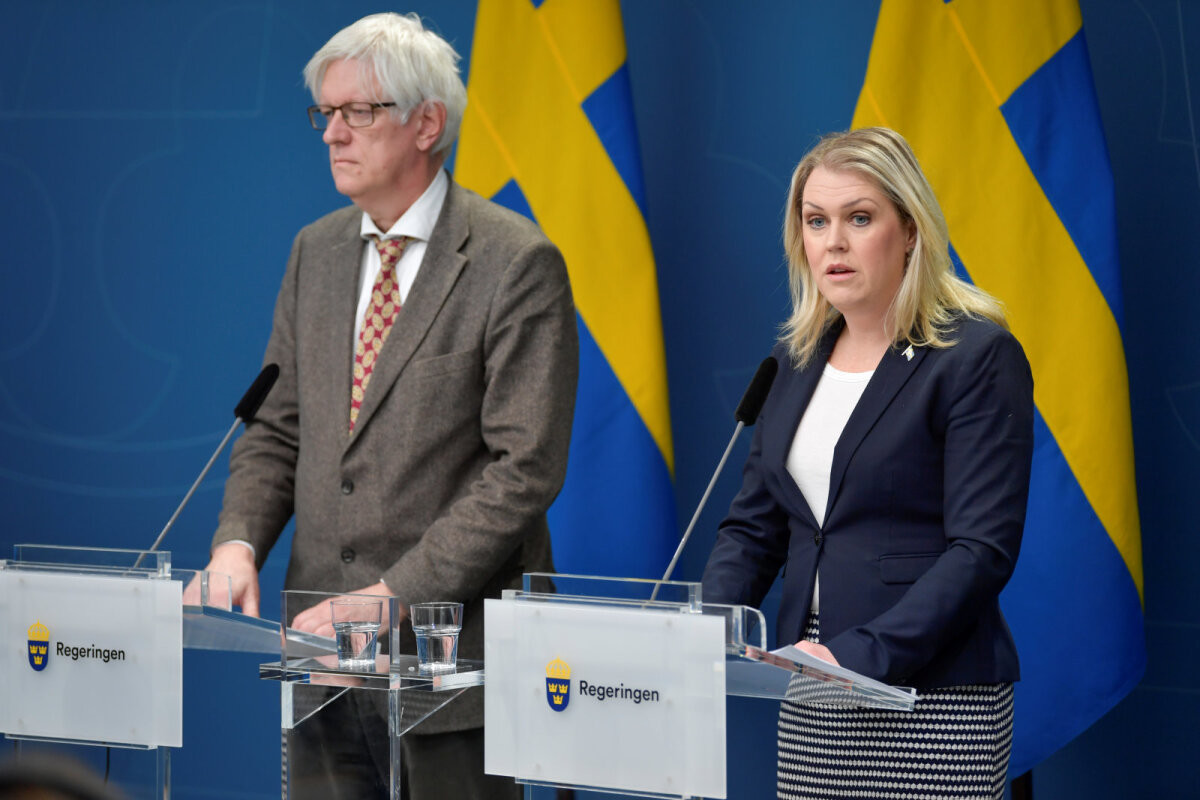 Rootsi muretseb koroonaviiruse delta-tüve pärast: horisondil on tumedad pilved