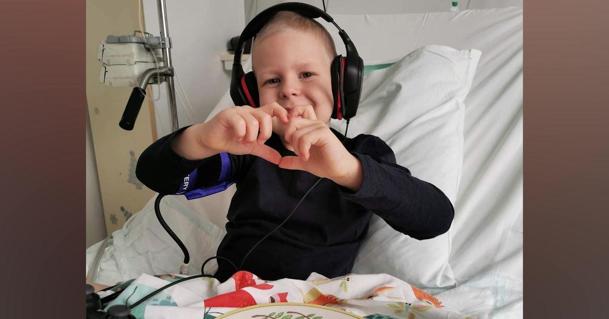 Reporter: Sportlik perekond Aigro seljatas üheskoos leukeemia! 7-aastane Gregor sai erakordset ravi