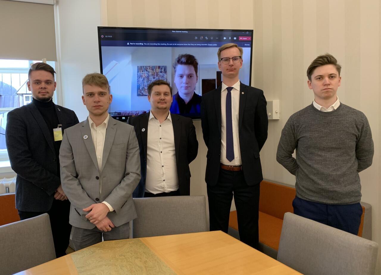EKRE asutas noortetoimkonna, et tuua noorte hääl jõulisemalt poliitikasse